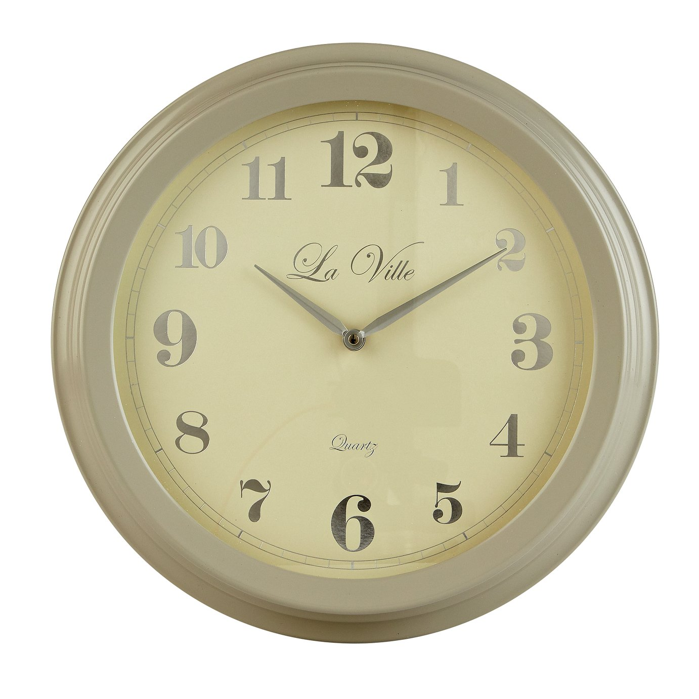Sainsbury's Home La Ville Clock