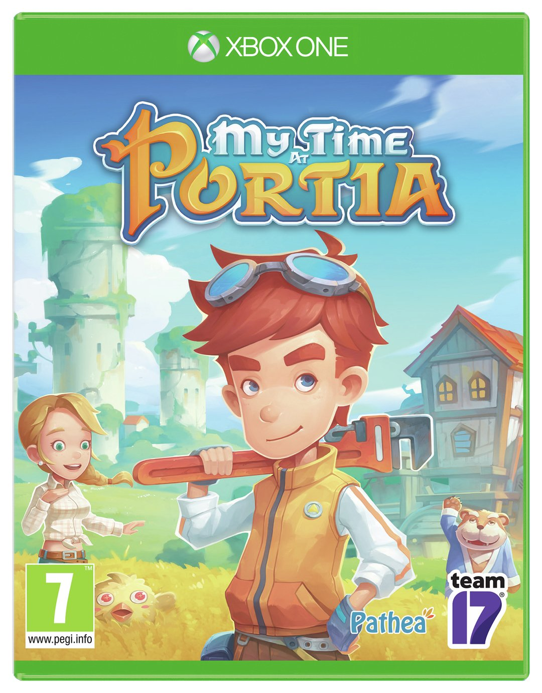 My Time at Portia Xbox One Game