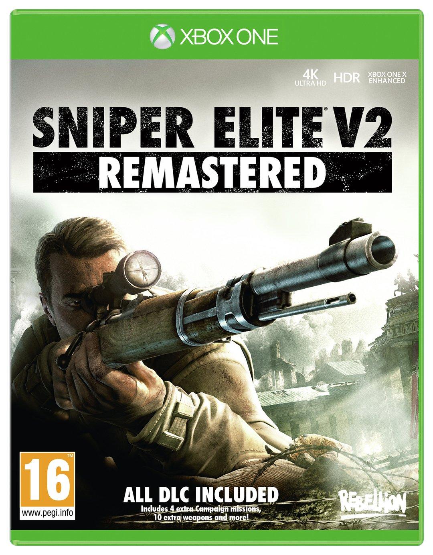Sniper Elite V2 Remastered Xbox One Game