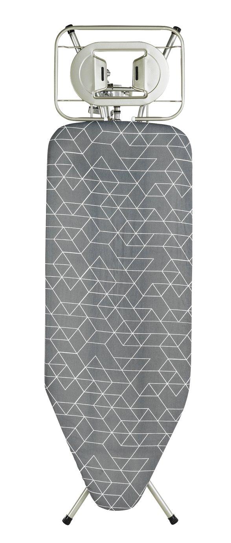 Argos Home 120 x 45cm Extra Wide Ironing Board - Geometric