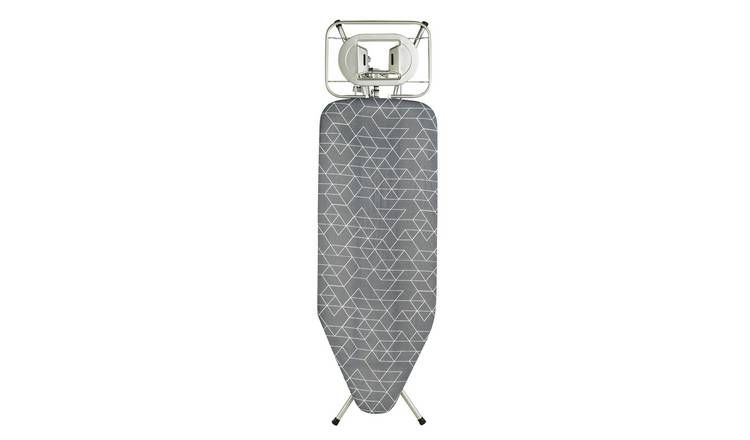 Argos Home 120 x 45cm  Extra Wide Ironing Board - Geometric