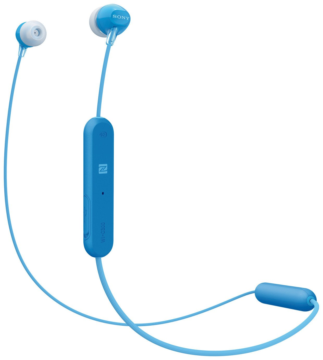 Sony WI-300L In-Ear True Wireless Neckband Headphones