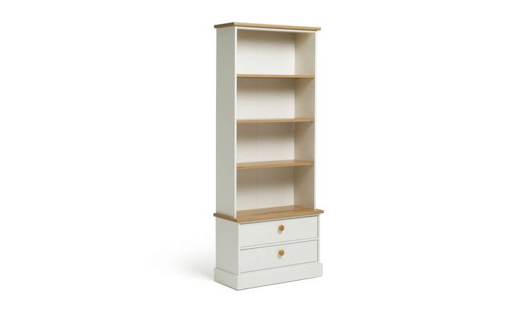 Habitat Winchester Bookcase and Display Cabinet - White