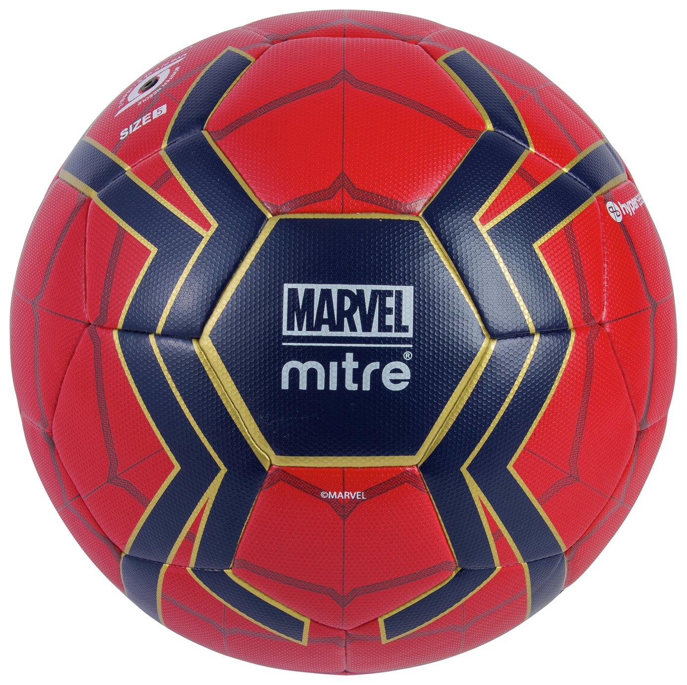 Mitre Marvel Spider-Man Size 5 Football