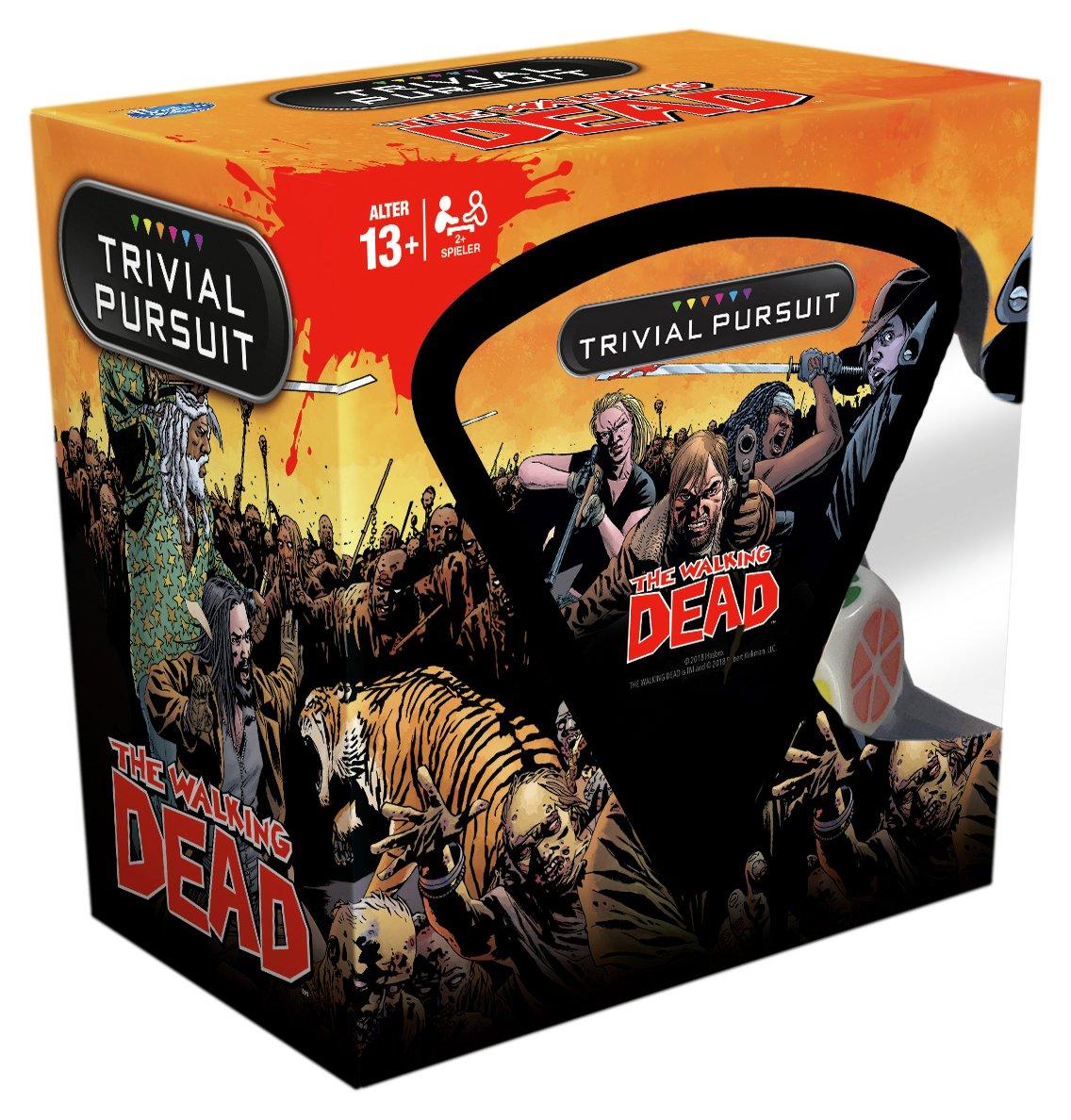 The Walking Dead Trivial Pursuit