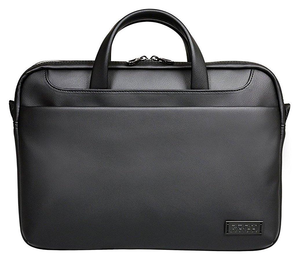 Port Designs Zurich Toploader 10-14 Inch Laptop Bag - Black