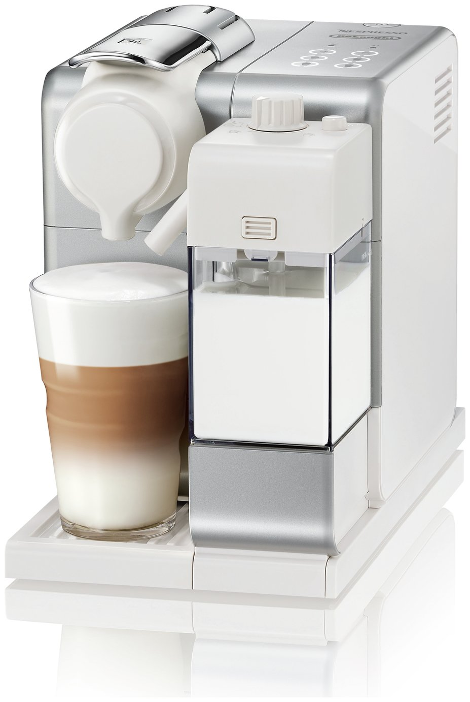 Nespresso by De'Longhi Lattissima Touch Pod Coffee Machine