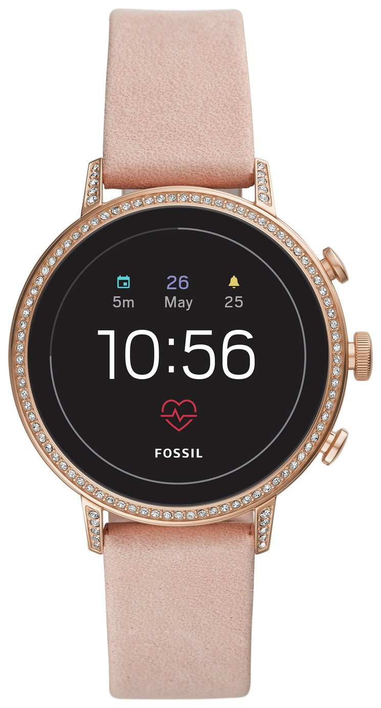 Fossil Venture Gen 4 HR Smart Watch