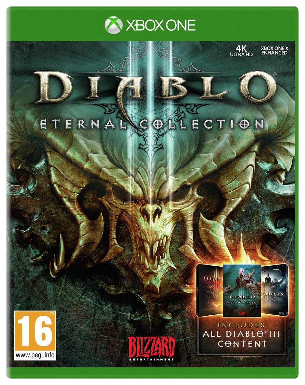 Diablo 3 Eternal Collection Xbox One Game