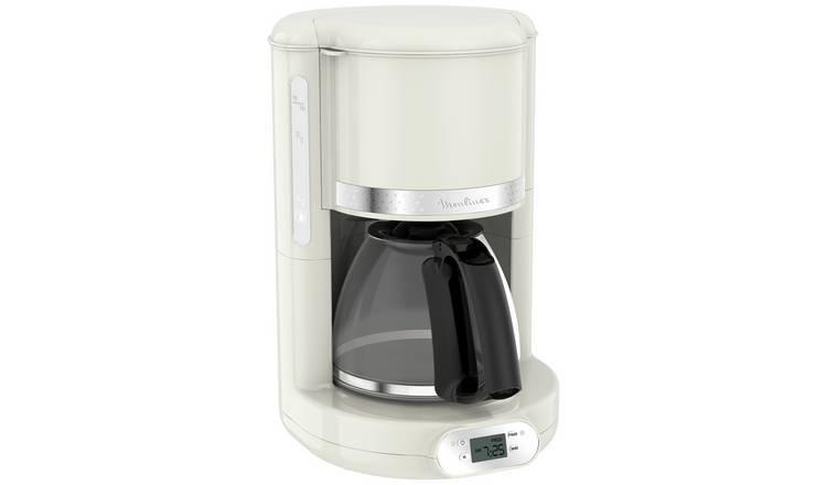 Buy Moulinex Fg380a41 Filter Coffee Machine Coffee Machines Argos