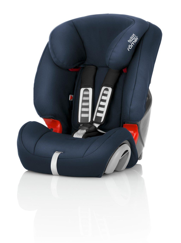 Britax Romer EVOLVA Group 1/2/3 Car Seat - Moonlight Blue