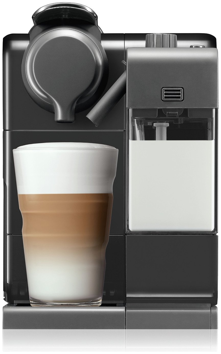 Nespresso De'Longhi Latissima Touch Pod Coffee Machine - Blk
