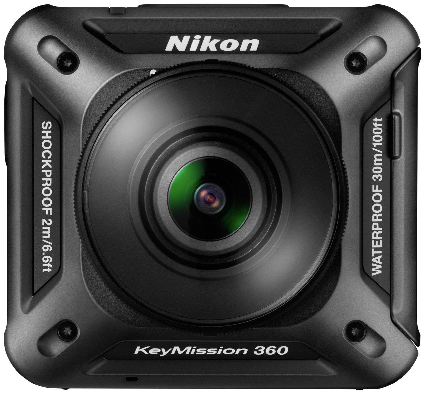 Nikon Keymission 4K 360 Action Camera review