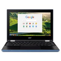 Acer 11.6 Inch Celeron 2GB 16GB Chromebook - Blue