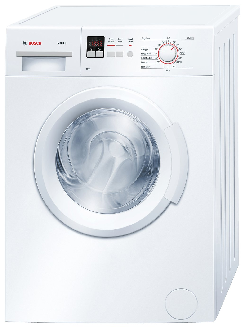 Bosch WAB28161GB 6KG 1400 Washing Machine - White