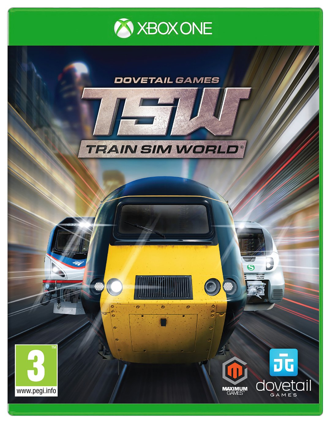 Train Sim World Xbox One Game