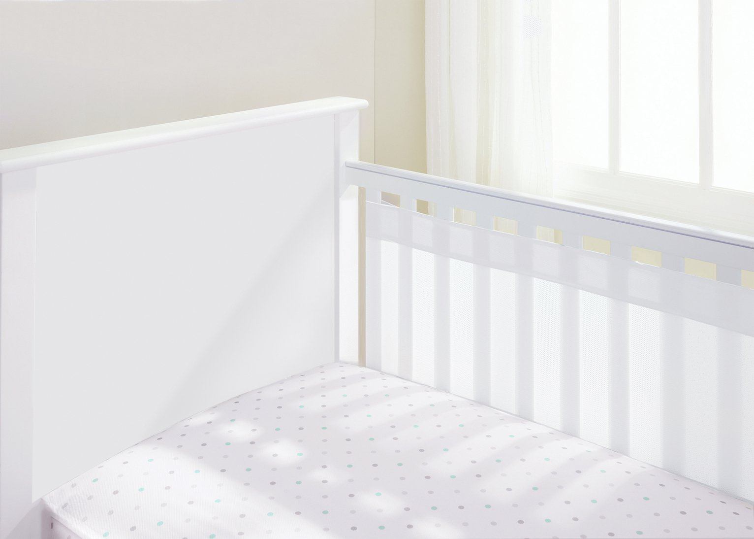 BreathableBaby 2 sided Airflow Cot Liner