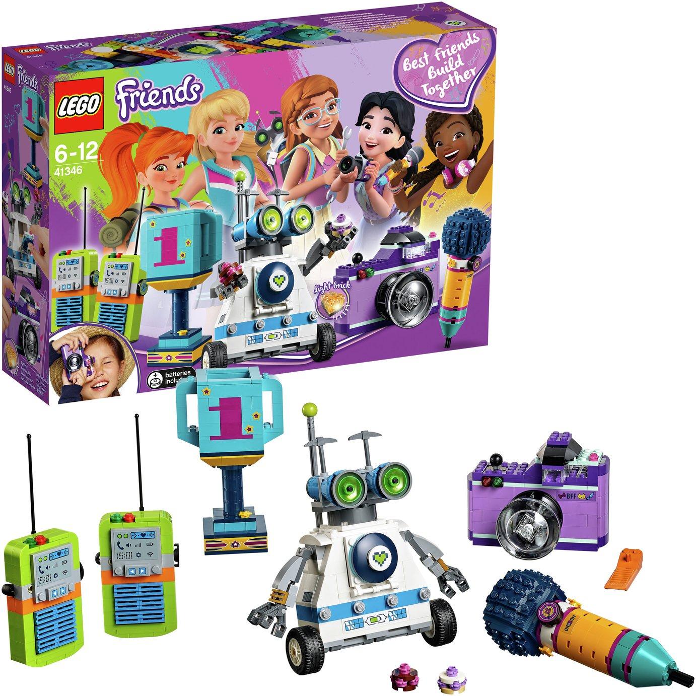 LEGO Friends Friendship Box, Mic Camera Trophy Set - 41346