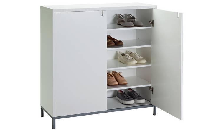 Buy Argos Home Francis Large Shoe Storage Cabinet