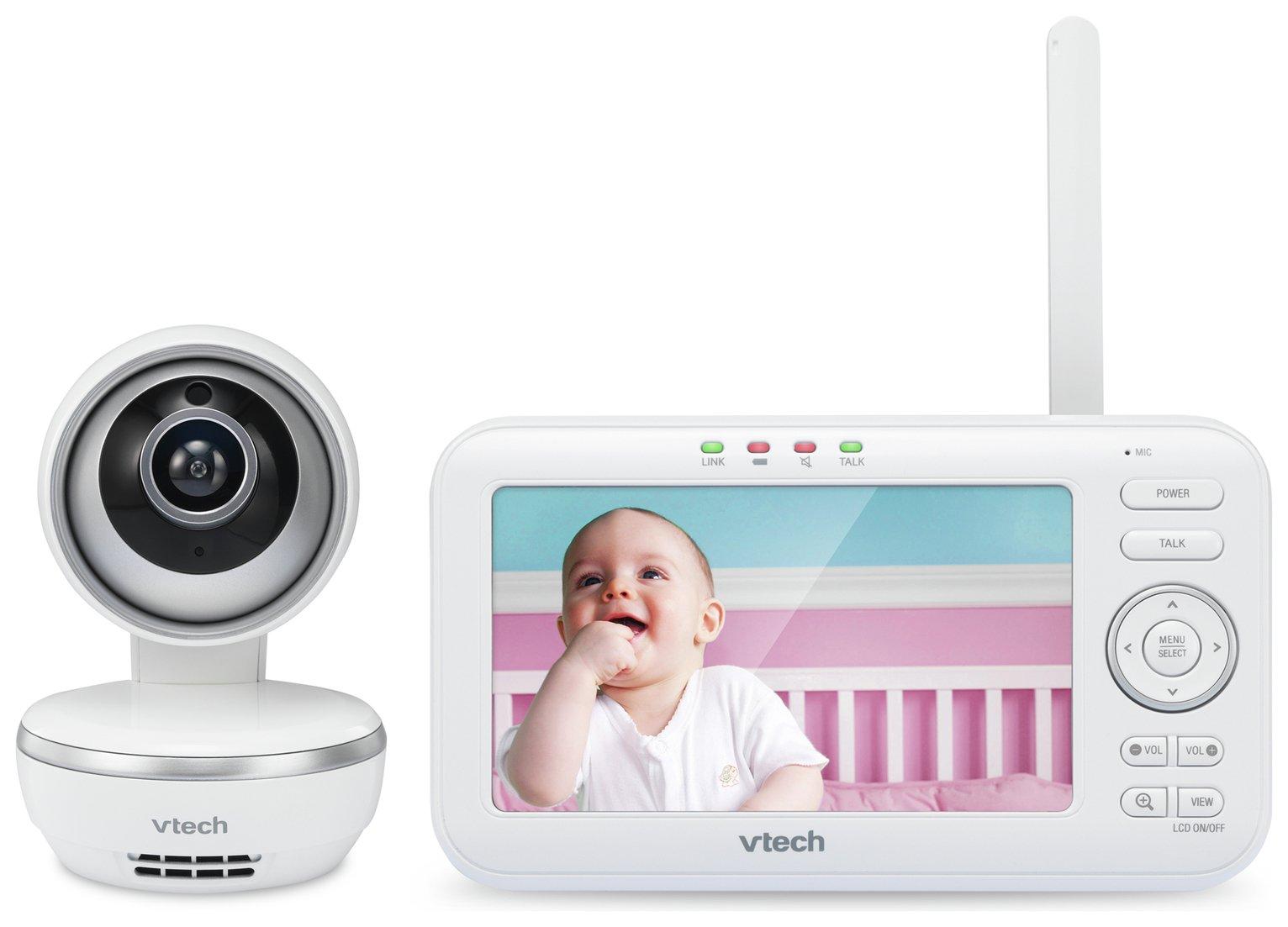 VTech 5261 Video 5 Inch Baby Monitor
