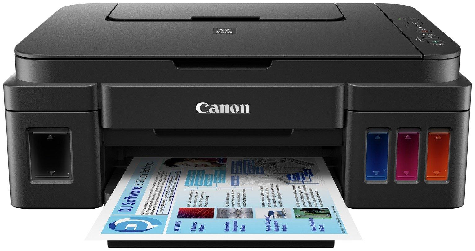 Canon PIXMA G3501 Wireless Ink Tank Printer