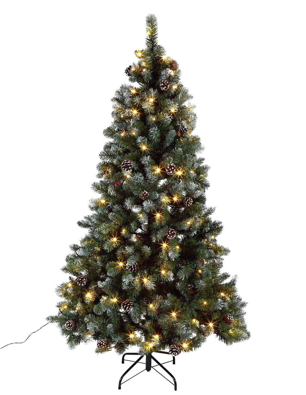 Argos Home 6ft Oscar Pre-lit Christmas Tree - Green