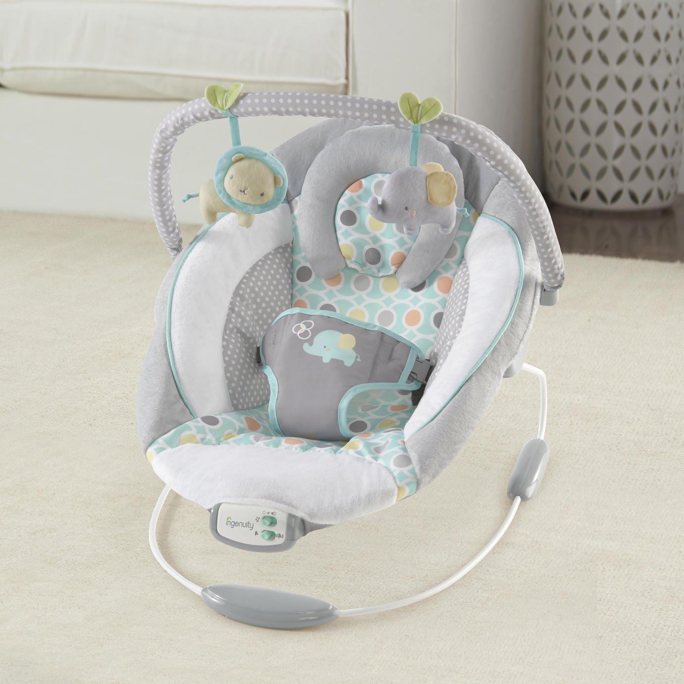 Ingenuity Morrison Baby Bouncer Best Price, Cheapest Prices