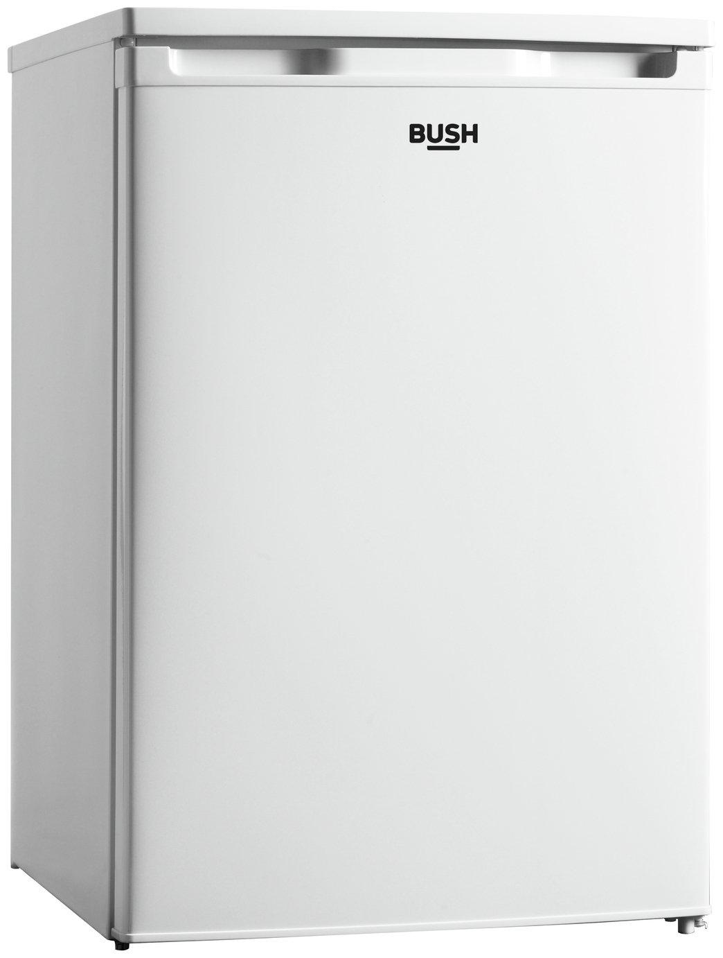 Image of Bush M5585UCF Under Counter Fridge - White