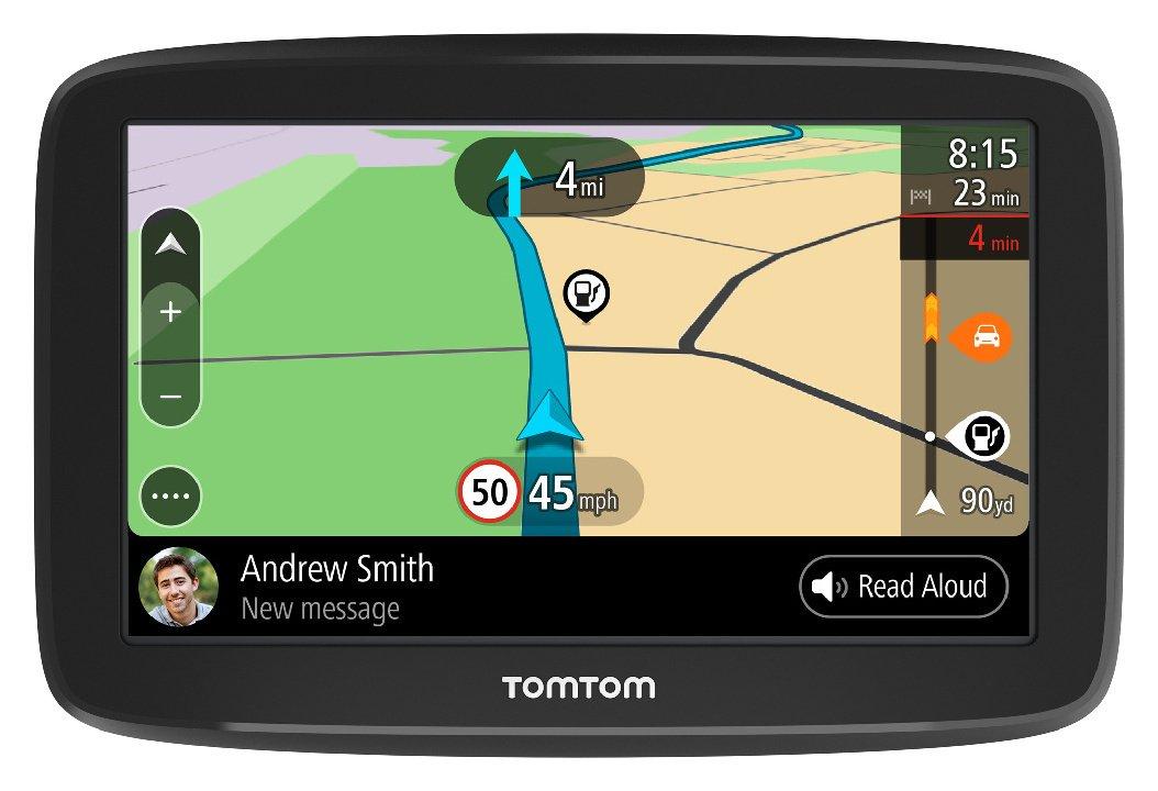 TomTom GO Basic 5 In Europe Lifetime Maps & Traffic Sat Nav