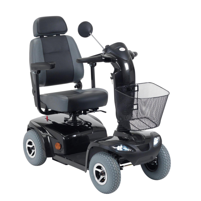 Drive DeVilbiss ST4E Graphite Roadworthy Mobility Scooter
