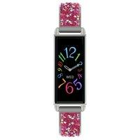 Reflex Active Ladies Pink Metal Bracelet Watch