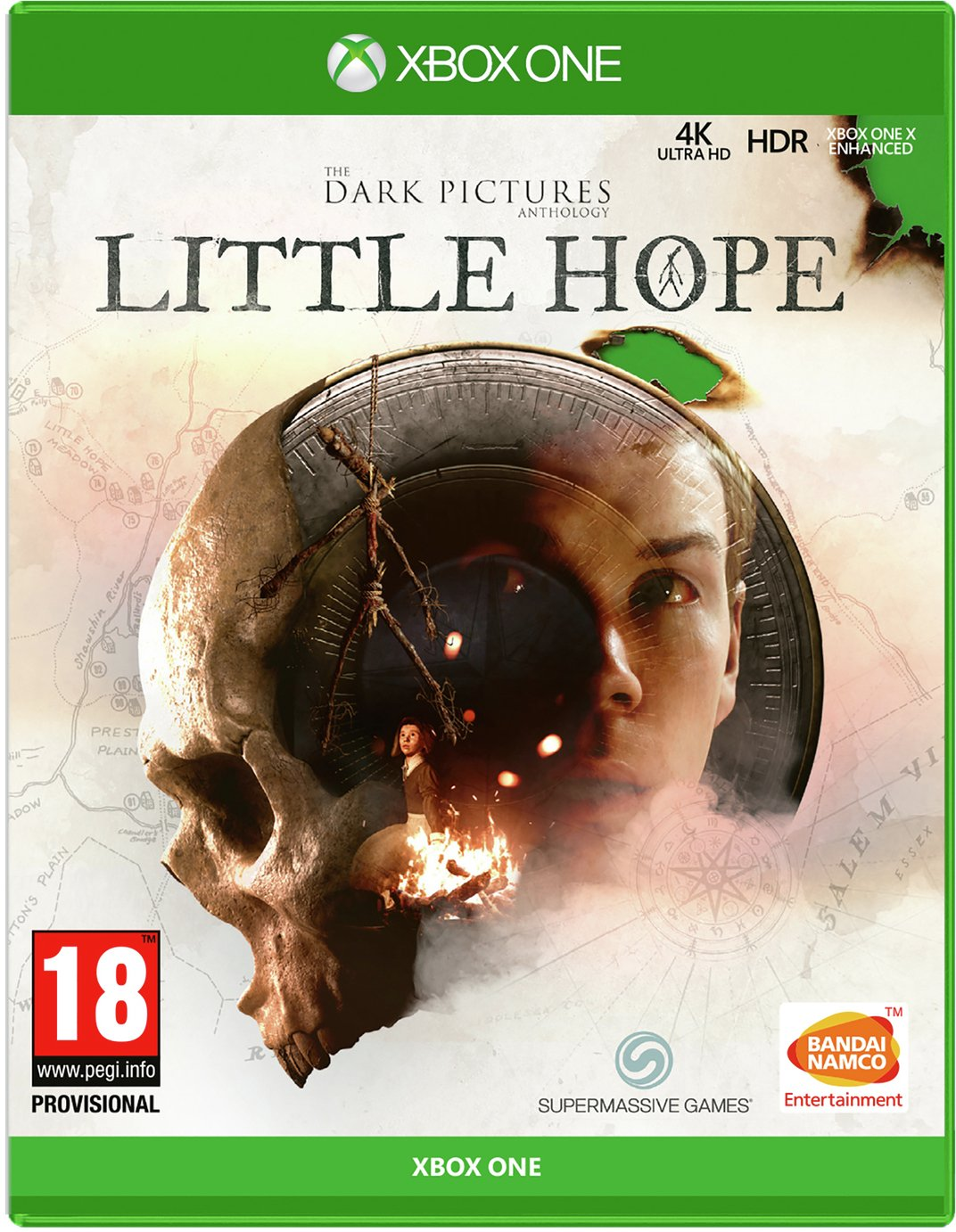 Dark Pictures Anthology: Little Hope Xbox One Game