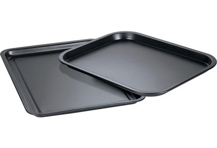 Simple Value 2 Piece Non-Stick Oven Tray Set