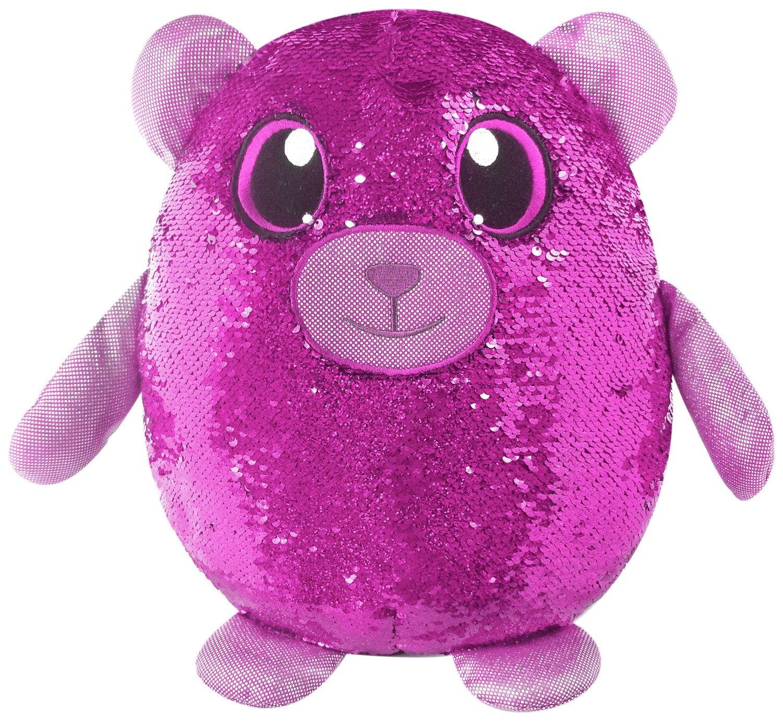 Shimmeez Reversible Sequin Colour Change Cuddly Plush Toy