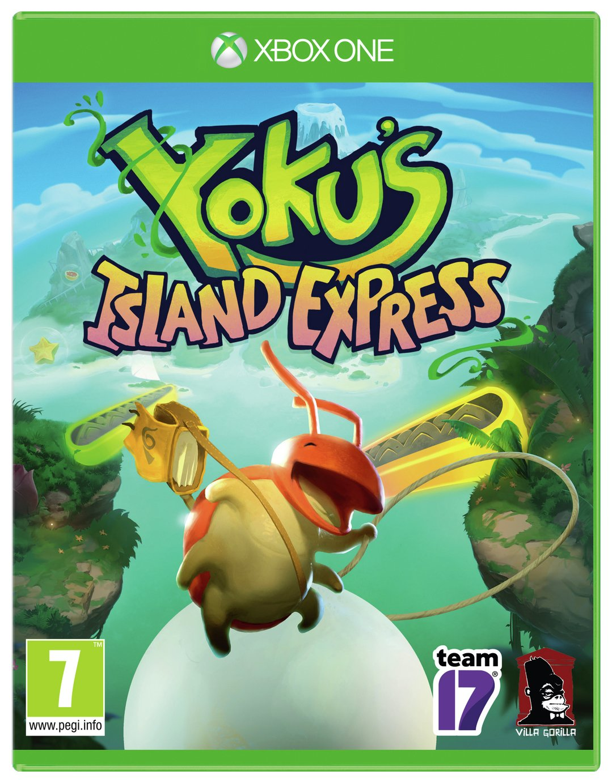 Yoku's Island Express Xbox One Game