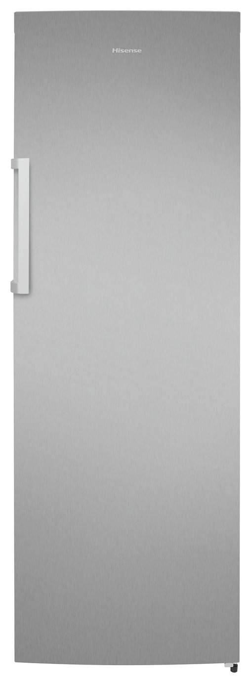 Hisense FV306N4BC1 Tall Freezer - Stainless Steel