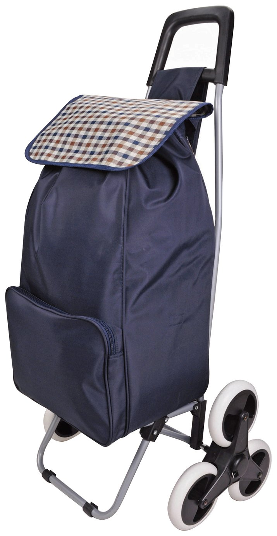 3 Wheel Stair Climber Shopping Trolley