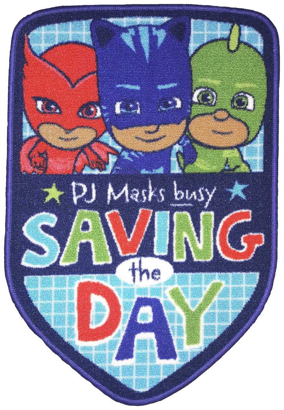 PJ Masks Save the Day Rug