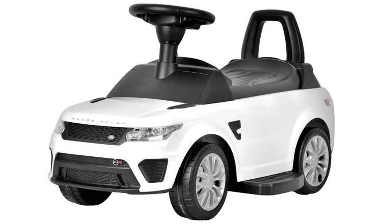 Wonderlijk Buy Range Rover Electric Ride On - White | Battery powered NE-43