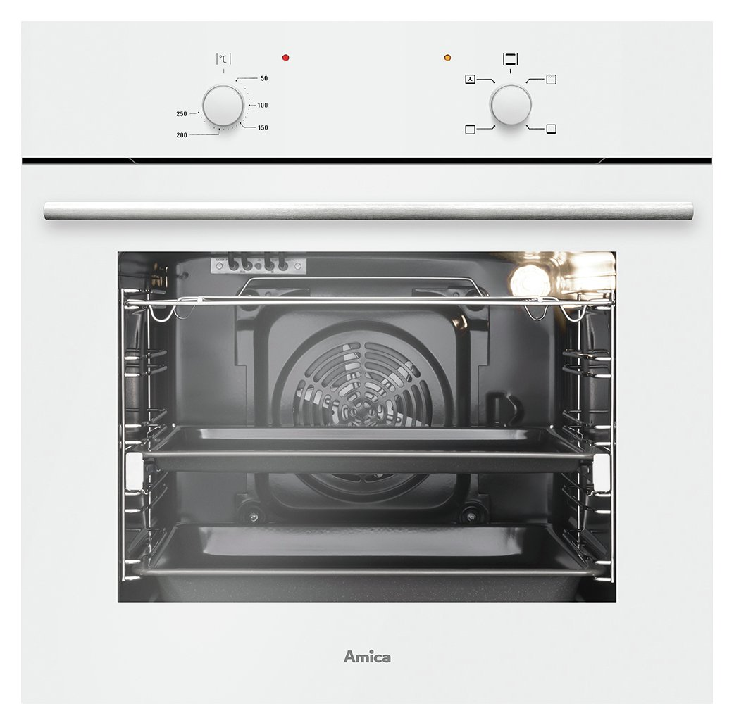 Amica ASC200WH Built-In Single Electric Oven