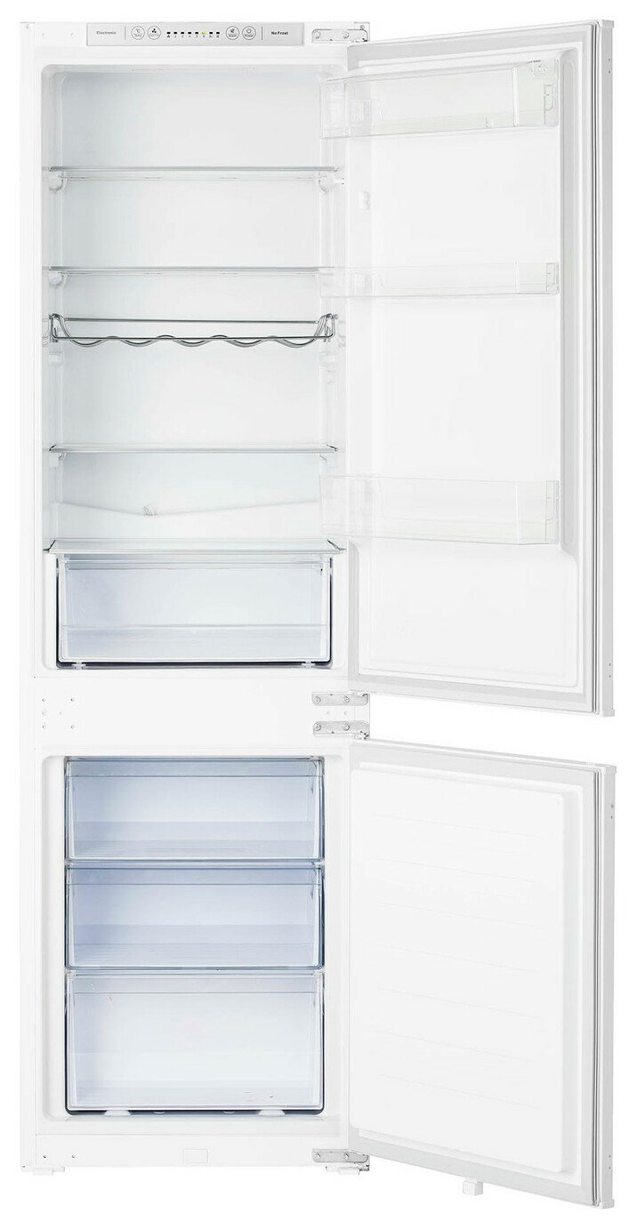 Hisense RIB312F4AW1 Integrated Fridge Freezer - White