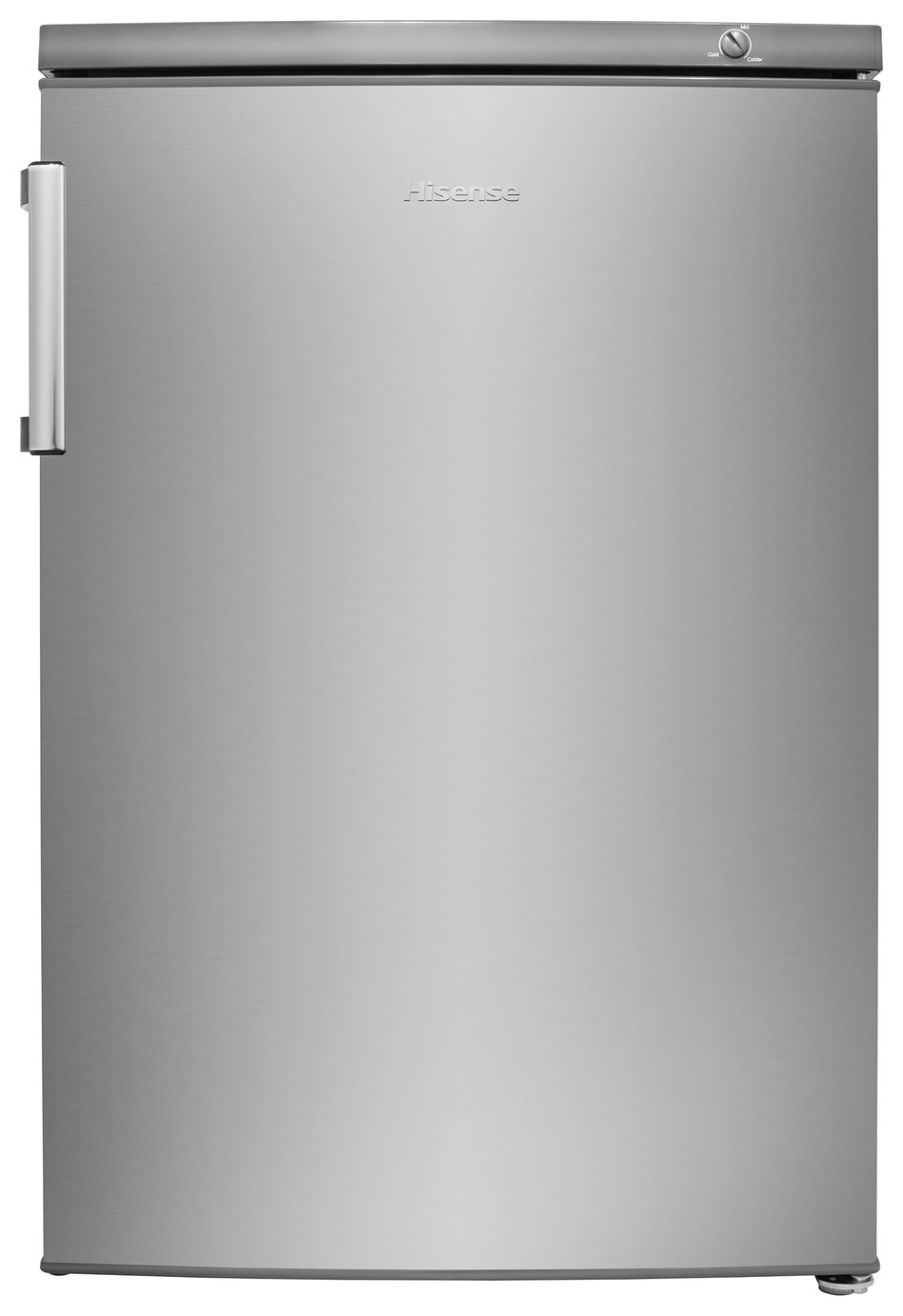 Hisense FV105D4BC21 Under Counter Freezer - Stainless Steel