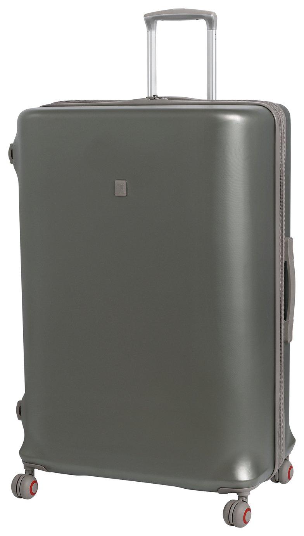 IT Luggage Urbane Infinispin 8 Wheel Large Suitcase - Stone