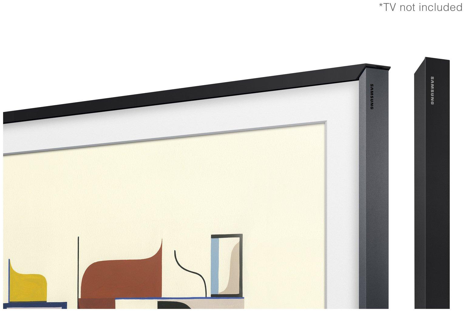 Samsung Customisable Bezel for The Frame 55 Inch TV - Black