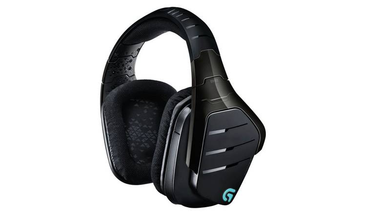Buy Logitech G933 Artemis Spectrum Wireless Gaming Headset | Video games  and consoles | Argos