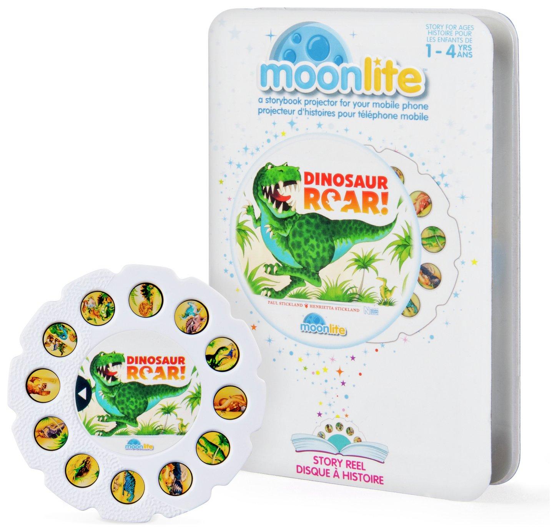 Moonlite Dinosaur Roar Story Pac
