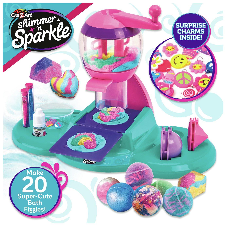 Shimmer N Sparkle Bath Bomb Maker
