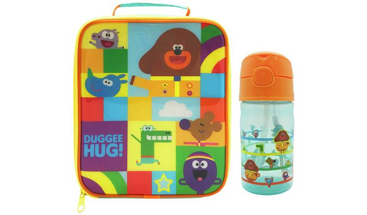 Hey Duggee Lunch Bag & Bottle - 600ml