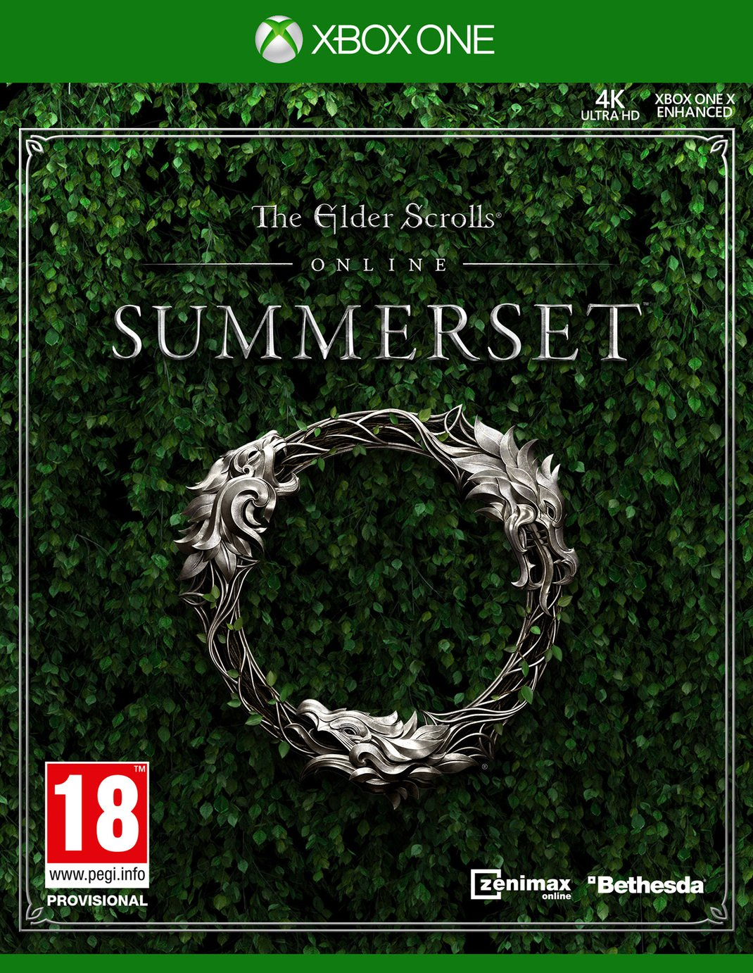 Elder Scrolls Online: Summerset Xbox One Game