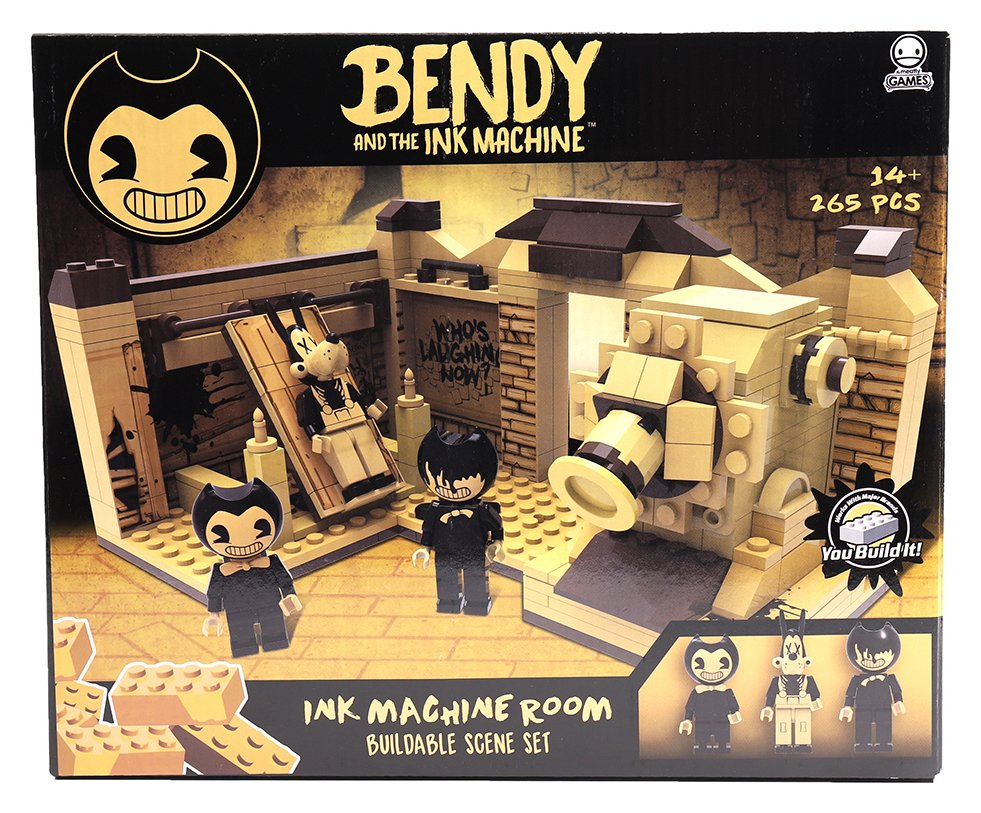 Bendy and the Ink Machine Studio Construction Set